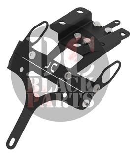 Porta Patente Fender Eliminator Yamaha Mt07 Dc Black Parts