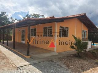 Chácara Para Venda Em Itatiaiuçu, Quintas Da Capela Nova, 3 Dormitórios, 1 Suíte, 2 Banheiros, 7 Vagas - 90041_2-1027762