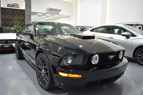 Ford Mustang 2007 5.0 Coupe V8 Gt Car Cash