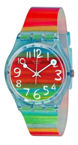 Relógio Swatch Color The Sky Gs124