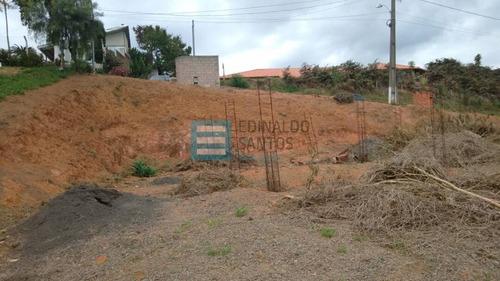 Imagem 1 de 15 de Edinaldo Santos - Granja No Recanto Do Sol Com 1.200m2 E 3 Platôs Prontos - 8125