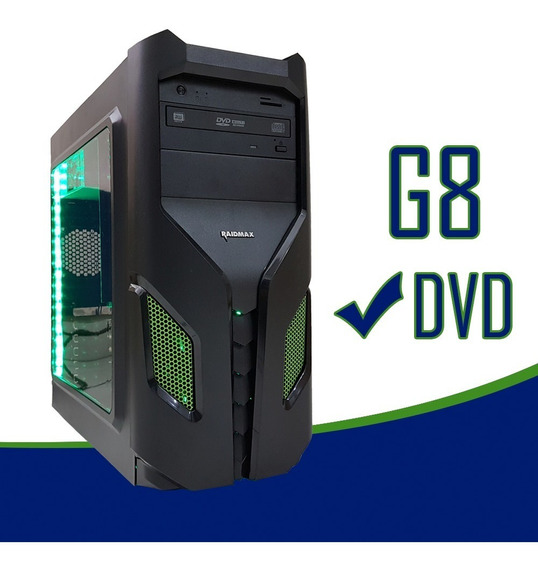 Cpu Gamer Intel/ Core I5/ 16gb/ 1tb / Ssd 240gb / Wi-fi/ Led