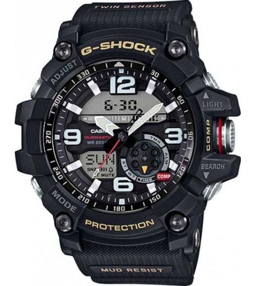Casio Gg - 1000 - 1a3 - Relógio De Quartzo - Preto