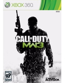Call Of Duty Modern Warfare 3 Xbox 360 Midia Fisica Dvd Game
