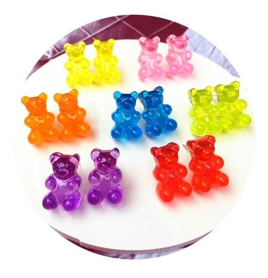 Brinco Infantil Adulto Ursinho Pop Diferente Divertido Insta