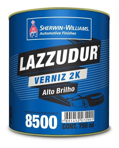 Sherwin Williams Kit Barniz 8500 750ml + Endurecedor 150ml
