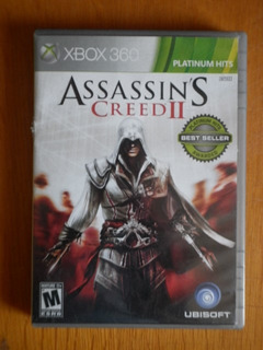 Assasi`s Creed 2 Para X-box 360