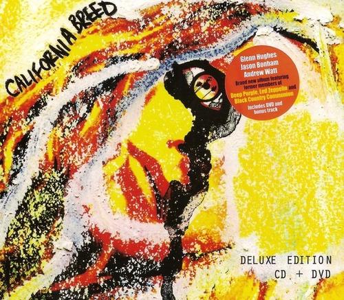 Imagen 1 de 2 de California Breed - California Breed - Cd+dvd