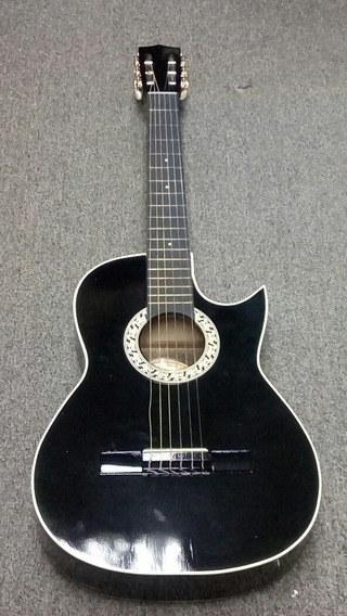 Guitarra Acústica Nunca Usada. Con Forro. Reparar Aro