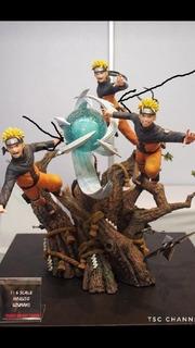Diorama Naruto Shippuden - Archivo Stl - Impresión 3d
