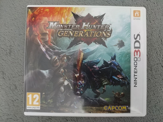 Monster Hunter - Generations