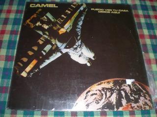 Camel / Puedo Ver Tu Casa Desde Aqui Vinilo R7