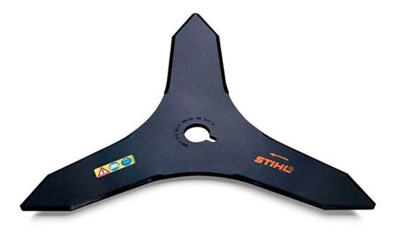 Lâmina Para Roçadeira Ka85r 108 120 Fr 106 108 2 Facas 250mm