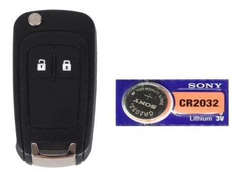 Carcasa Llave Control Chevrolet Tracker + Pila