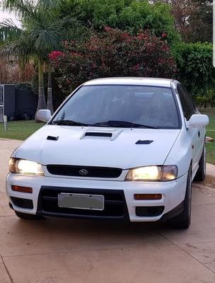 Subaru Impreza 97 Branco 1.6