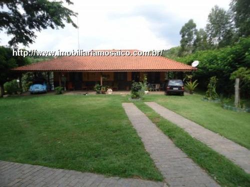 Imagem 1 de 30 de Chácara - Lagoa Dos Patos - Jundiai - - 95105 - 4492228