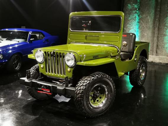 Jeep Cj3a 1949