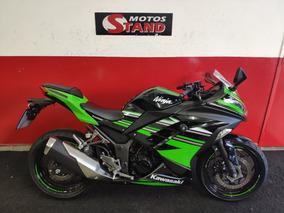 Kawasaki Ninja 300 Abs 2018 Verde