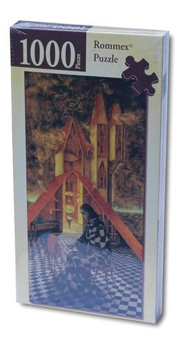 Imagen 1 de 2 de Rompecabezas De 1000 Piezas: El Alquimista Por Remedios Varo