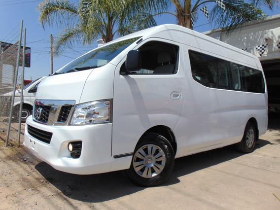 Nissan Nv300 Urvan 15 Pas. 2017