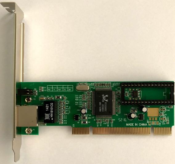 Placa De Rede Pci Gigabit Tda Tp1102p