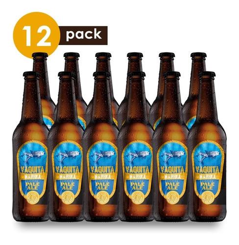 Cerveza Artesanal Wendlandt Vaquita Marina Cervexxa Beerpack