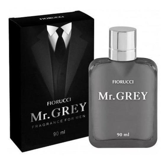 Perfume Deo Colônia Masculino Mr. Grey 90ml Fiorucci