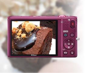 Câmera Digital Nikon Coolpix S5300