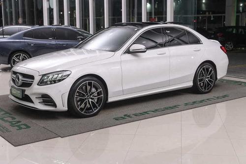 Imagem 1 de 14 de Mercedes-benz C43 Amg 4matic 3.0t 367cv C/teto/2020