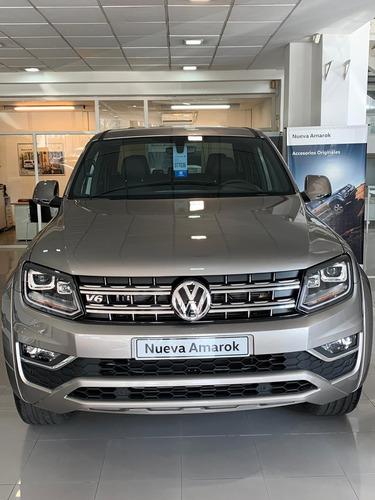 Volkswagen Amarok 2.0 Tdi 4x2 Trendline Plan Avanzado Mn