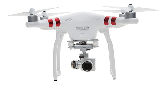 Drone DJI Phantom 3 Standard Full HD white/red