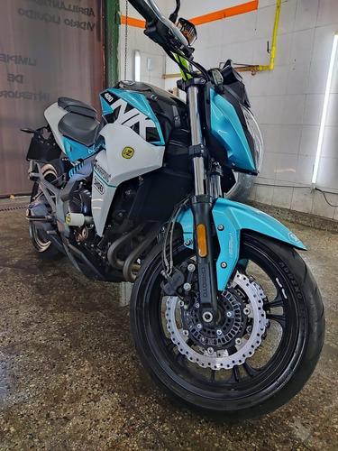 Cf Moto 400nk Abs