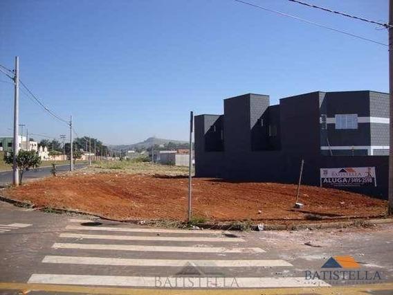 Terreno Comercial Para Locação, Jardim Cidade Universitária I, Limeira. - Te0012