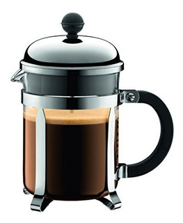 Bodum Chambord 4 Cup Cafetera De Prensa Francesa 17 Onzas