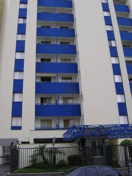 Apartamento À Venda, 55 M² Por R$ 260.000,00 - Botafogo - Campinas/sp - Ap17500