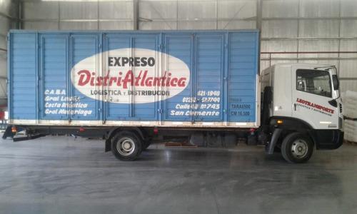 Cajas Carrocerias Para Camion Usadas Acoplado Colocacion