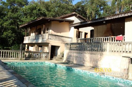 Chácara Para Venda Em Cajamar, Ponunduva, 2 Dormitórios, 2 Banheiros, 8 Vagas - 18392_1-1094673