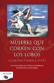 Mujeres Que Corren Con Lobos - Clarissa Pinkola Estes (pape
