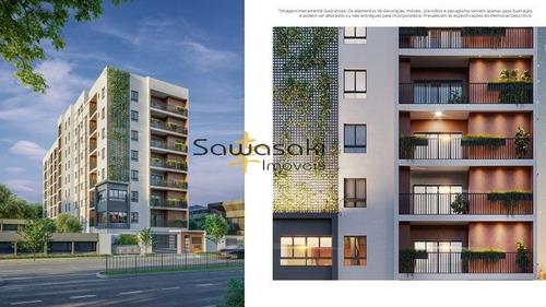 Imagem 1 de 12 de Apartamento A Venda No Bairro Rebouças Em Curitiba - Pr.  - Ap-1661-1