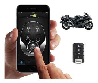 Alarma Moto Encendido Apagado Remoto Anti Robo Gps App Movil