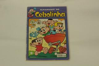 Hq Almanaque Cebolinha N°25 Gibi Editora Panini 2011