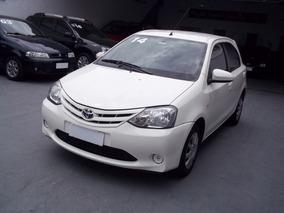 Lindo Toyota Etios 1.5 16v Xs Flex Top De Linha