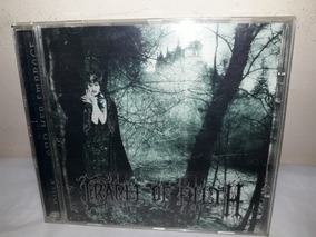 Cd Cradle Of Filth Dust And Her Embrace Importado