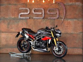 Triumph Speed Triple 1050r 2016/2017 Com Abs