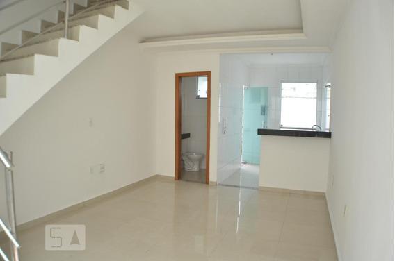 Casa Para Aluguel - Jardim Leblon, 2 Quartos, 60 - 893029626