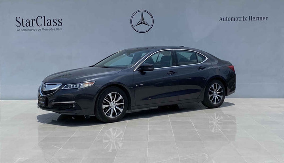 Acura Tlx 2015 4p Tech L4/2.4 Aut
