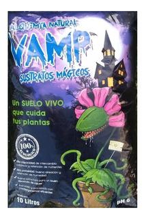 Vamp Sustrato 10 Litros Indoor Guano Tierra Veg Humus Gabba Grow Olivos