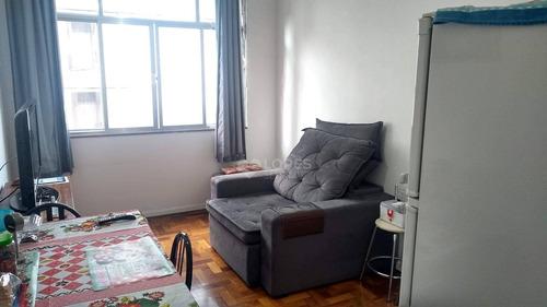 Apartamento Com 1 Quarto, 56 M² Por R$ 230.000 - Centro - Niterói/rj - Ap45608