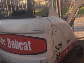 Miniexcavadora Bobcat 325 Miniretro