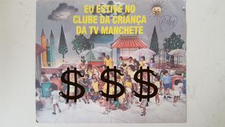 Xuxa Postal Clube Da Criança 1985 Rarissimo !